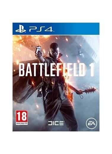 Sony EA Games Battlefield 1 PS4 Oyun - Türkçe Menü  Renkli